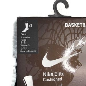 Nike Accessories - Nike Elite NWT Breast Cancer Basketball Socks